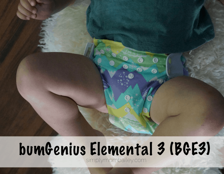 Cloth Diapers at 30 pounds BGe3