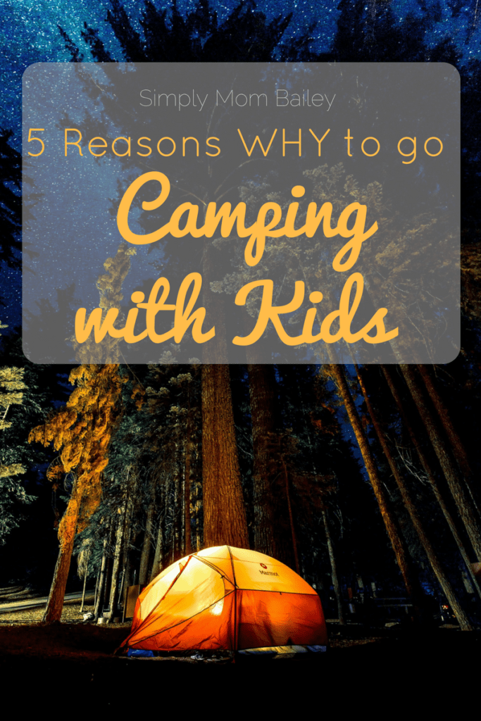 Camping with Babies - Why I'm taking the kids camping this summer - 2 under 2