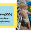Swim Diapers: Nuggles! Swimsees {Review}