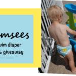 Swim Diapers: Nuggles! Swimsees {Review}