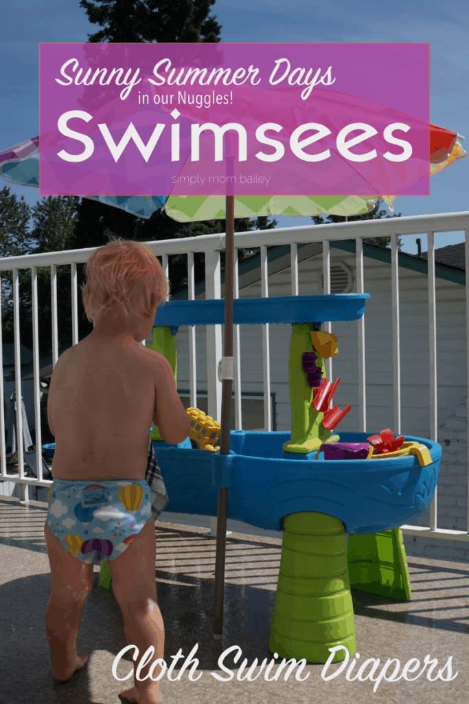 SunnySummerDays_Nuggles Swimsees Swim Diaper Cloth Diaper