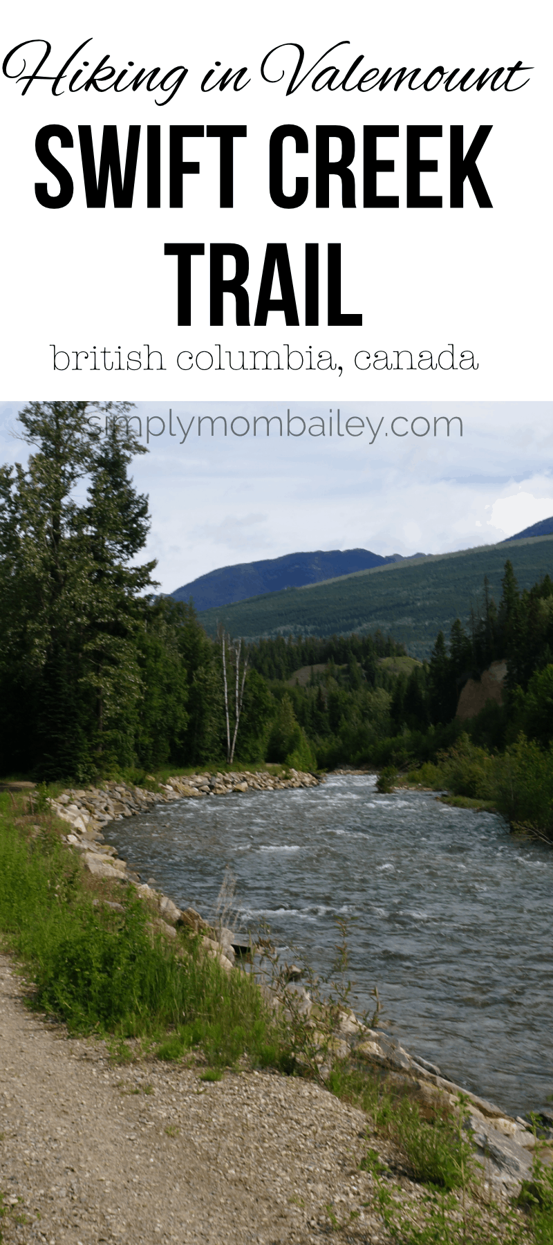 Looking for a great adventure in the Rockies? Swift Creek Trail is an ambitious 10km hike in the township of Valemount, British Columbia #travelCanada #Canada #hikingCanada #hikingtrips #hikingwithkids #exploreBC #travelBC #roadtrip #getoutside #hikes
