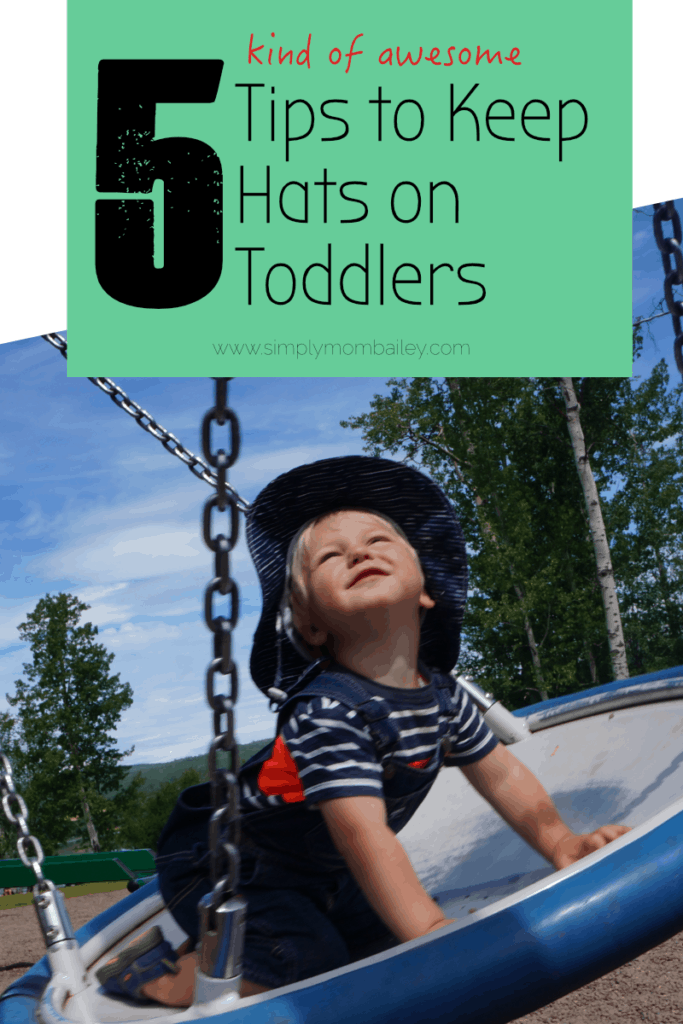5 Tips to Keep Hats on Toddlers - Toddler Sunhat - Twinklebelle Gro-with- 451959780588