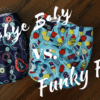 Cloth Diaper Comparison: Lalabye Baby Versus Funky Fluff