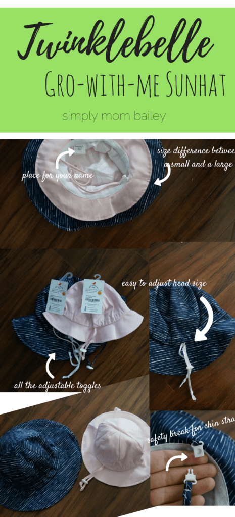 How to Keep the Hat On with Toddlers   Twinklebelle Gro-with-me ... a7425fc2df52