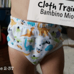 Bambino Mio Potty Training Pants {Review}