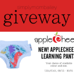 NEW AppleCheeks Learning Pants {Review}