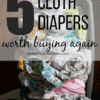 Current Diaper Obsession: 5 Cloth Diapers I Bought This Month