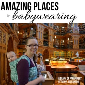 One of the biggest benefits of Babywearing is the ability to go anywhere and see everything. Travel with a baby carrier to make the most of your adventures. Whether you choose a SSC or a Wrap, baby wearing makes the most of any adventure from newborns to babies and event toddlers #babywearing  Parliament of Canada #Canada150 #travelCanada Ottawa, Canada