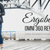 Ergobaby Omni 360 Baby Carrier Review - Baby wearing tips - best baby carrier for forward facing, for babies, for mom. #babywearingmom #carryon #wearallthebabies Baby gear you need.