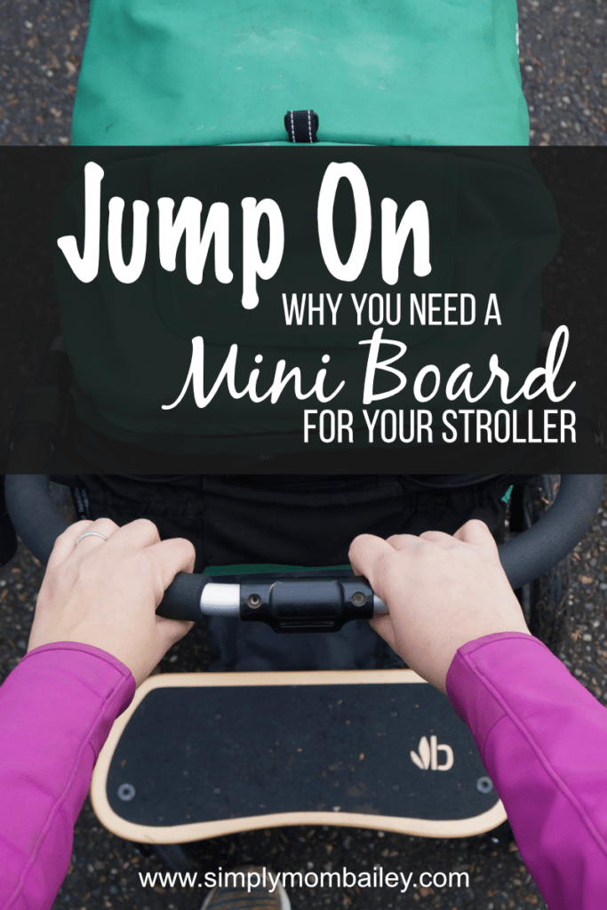 Jump on with a Bumbleride Mini Board for your Bumbleride Indie Stroller. This little ride on board is the perfect solution for 2 under 3 giving you the ease of a single stroller, but the convince of a double. Toddlers will love riding the board when tired!