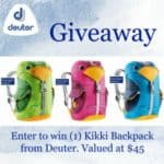 Kikki Backpack Giveaway (US Only)