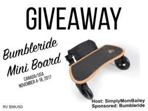 Bumbleride Giveaway