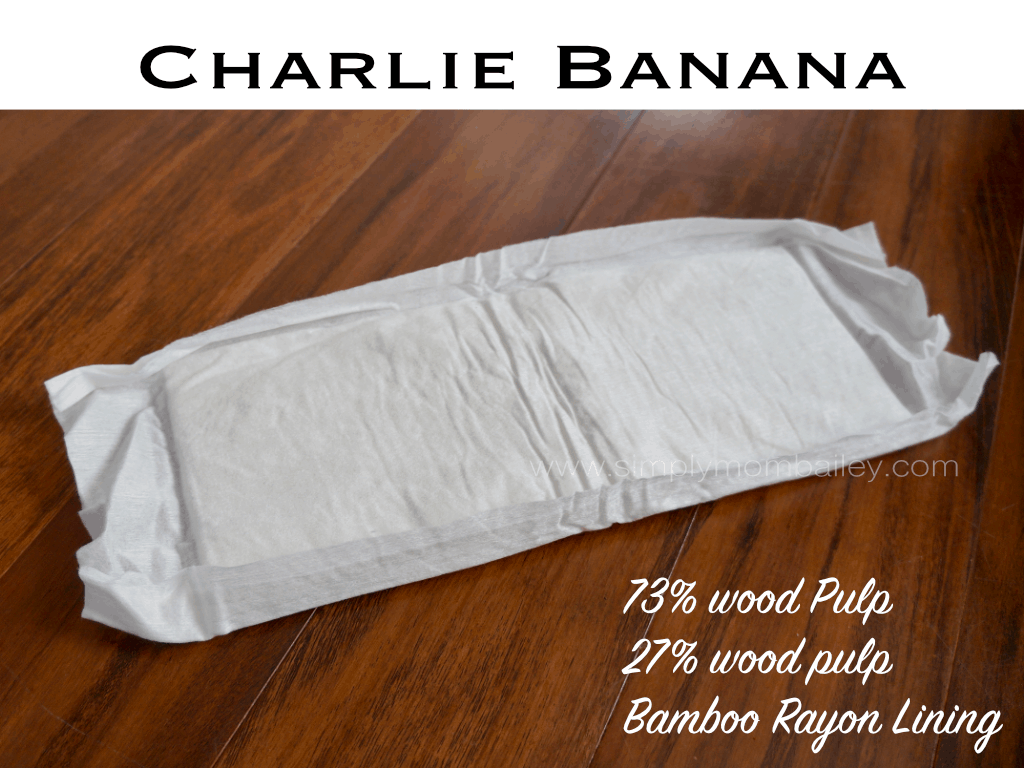 Need a break? Charlie Banana Disposable Inserts are an easy fix for cloth diapering parents on the go #clothdiapers #traveltips #travelwithbaby
