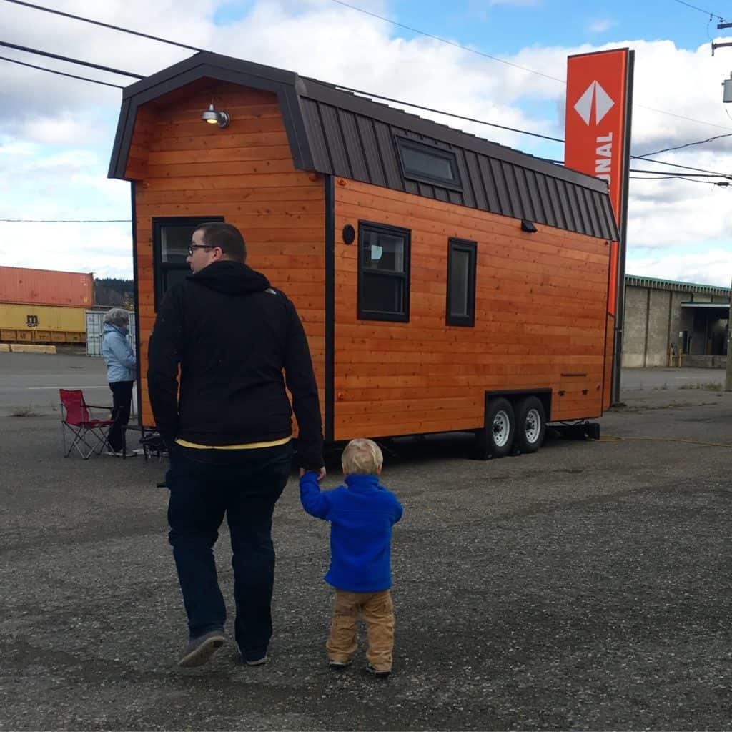 Tiny Home Blogger