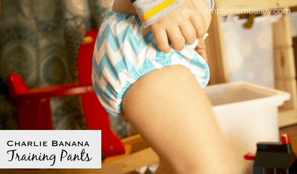 Charlie Banana Extraordinary Training Pants are a best option #clothdiapers #pottytraining #toddler #toilet #reusable #cloth #underwear