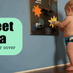 Affordable Cloth Diapers: Sweet Pea Cloth Diaper Cover