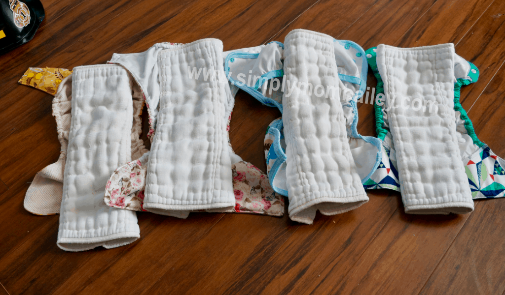 Bummis Prefold Cloth Diapers #bestclothdiapers #babies #clothdiapers #diapers #cloth #reusable #eco