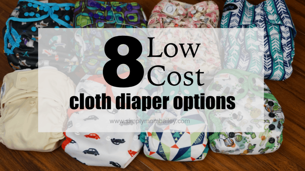 Low Cost Cloth Diaper Options