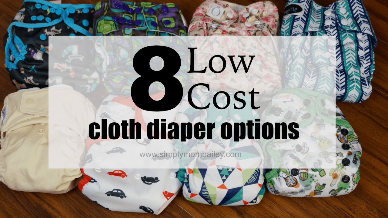 8 Budget Friendly Cloth Diapers In Canada Simply Mom Bailey