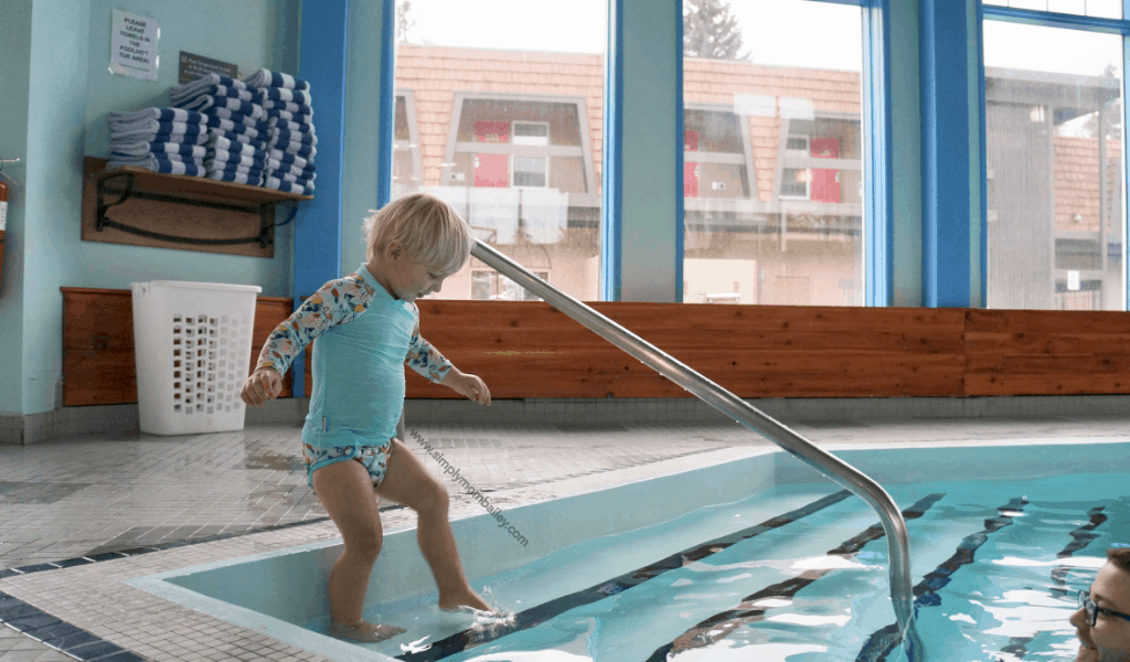 Things to Do in Jasper with Kids - Swimming