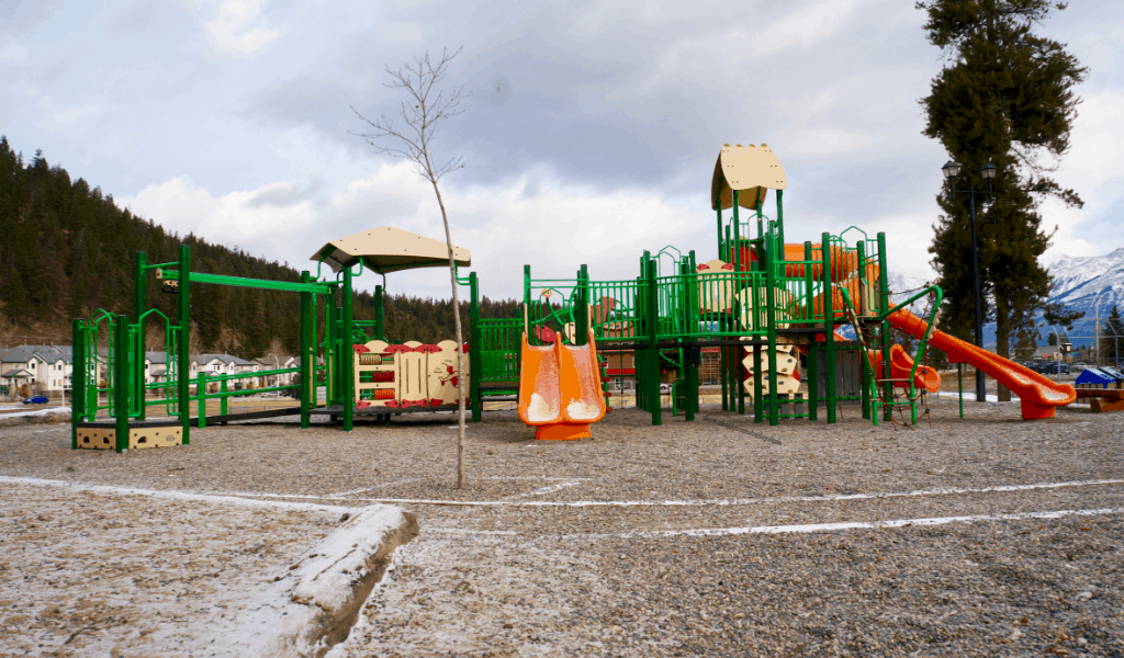 Things to Do in Jasper with Kids - playgrounds