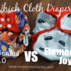 bumGenius 5.0 versus Elemental Joy - How does a budget cloth diaper compare. #clothdiapers #pocketclothdiapers #budget #infants #frugalmama #diapers #ecomom #ecoparenting #ditchdisposables #reusable