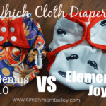 Which cloth diaper is better? Elemental Joy or bumGenius 5.0