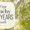 10 New Years Resolutions for the Crunchy Mom