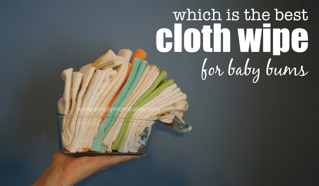 Are GroVia Cloth Wipes really the best? A comparison of different cloth wipes for cloth diapering. #clothwipes #clothdiapering #ecomom #crunchymom #environmentallyfriendly #lesstoxic #reusable #makeclothmainstream #clothdiapers #comparison - AMP, AppleCheeks, Thirsties, Omaiki, GroVia, Buttons, Bummis