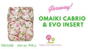 Win an Omaiki Cabrio