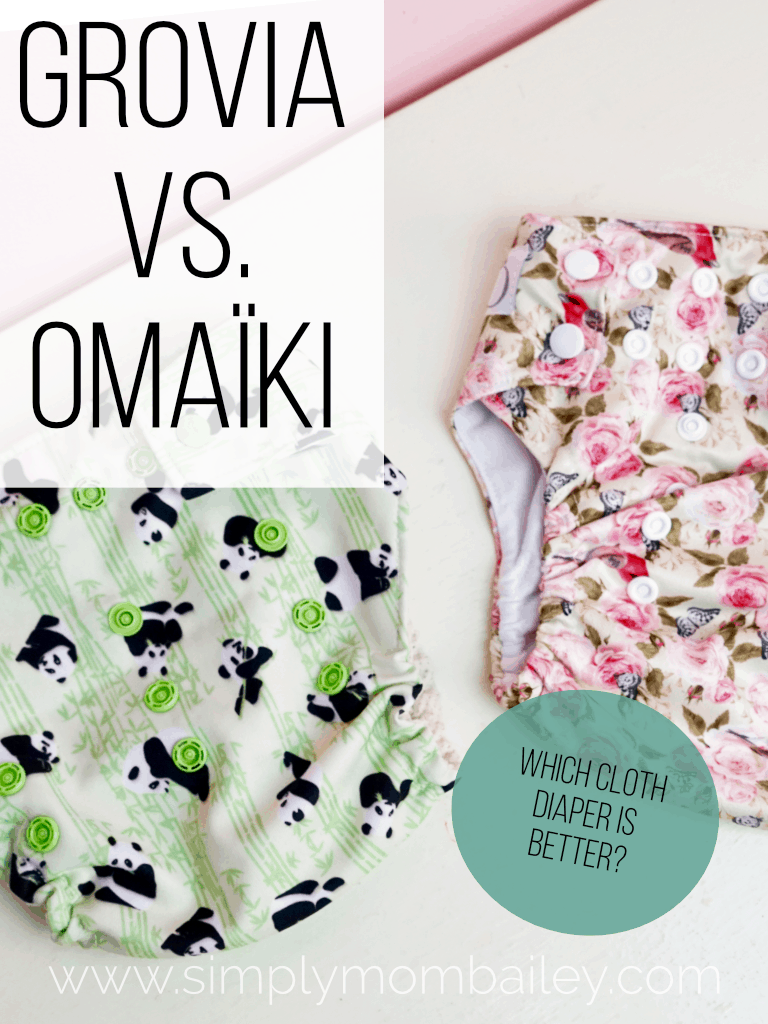 Love the GroVia Hybrid Shell? Then you'll love the Omaiki Cabrio. #ecofriendly #madeinCanada #clothdiapers #makeclothdiapers #easytouse #bestdiapers #momlife #comparison #forbeginners #clothdiapercover #reusable #ethical