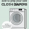 Stop Prepping Cloth Diapers