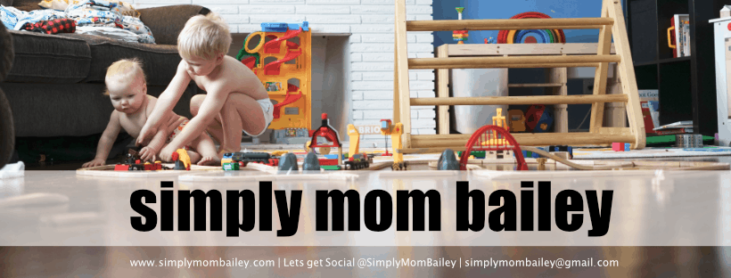 SimplyMomBailey is a Prince George, BC based mom blogger writing and engaging on the honesty of motherhood, ecofriendly products and the challenges of 2 young kids.