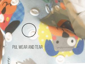 WEar & Tear - Outter PUL
