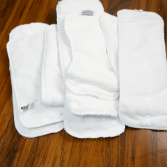 Skip the Microfiber Inserts for Cloth Diapering