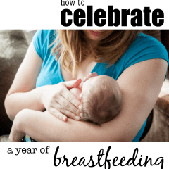 Here's to another Year of Breastfeeding