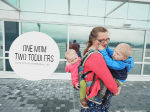 5 Things About Travelling Alone with Toddlers that Suck