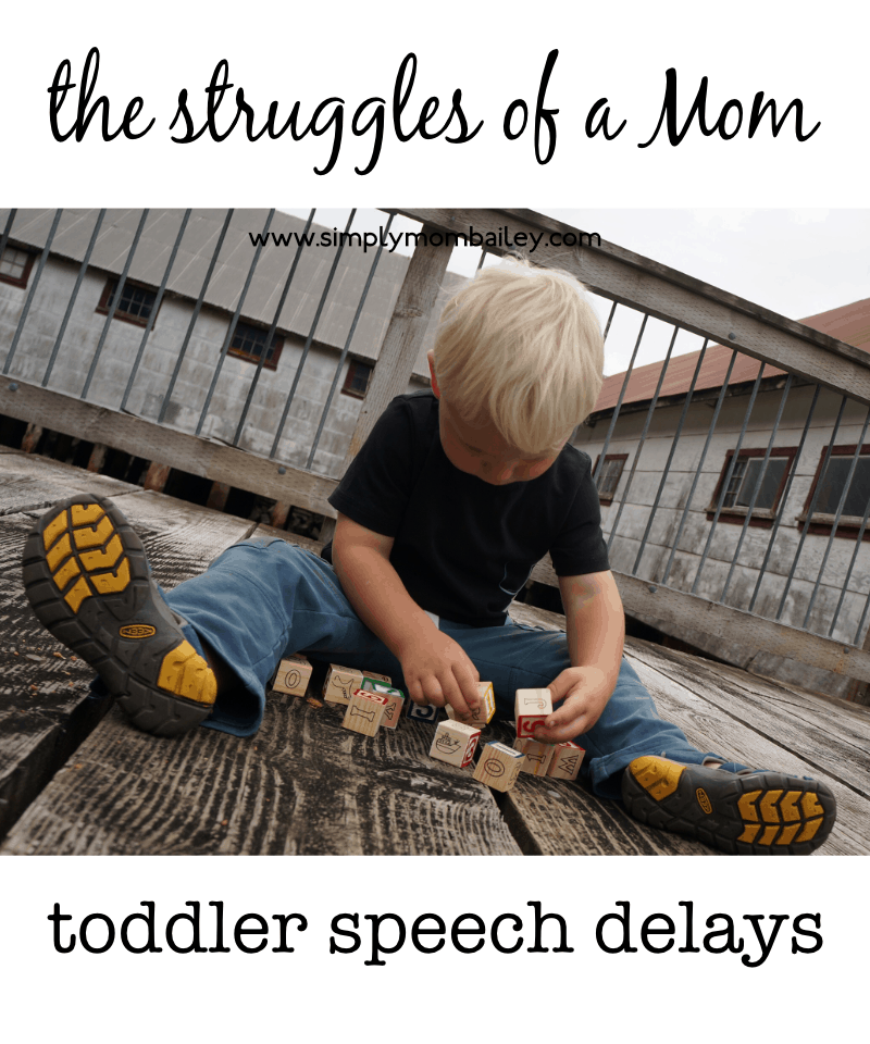 Sometimes Mom Struggles too and parenting a toddler with a speech delay is frustrating #parenting #toddlermom #speechdelay #honestmotherhood