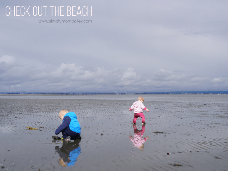Vancouver Beaches with Toddlers for Family Friendly Vancouver