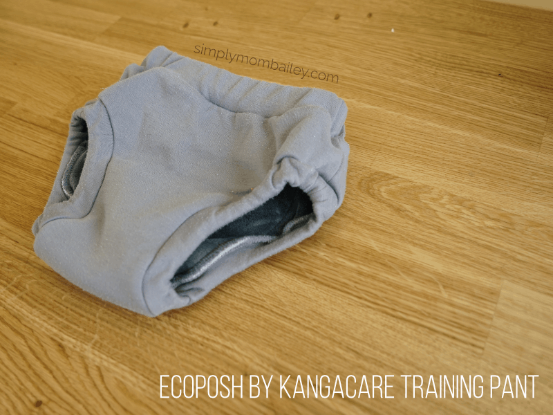 Ecoposh by Kangacare training pant side view