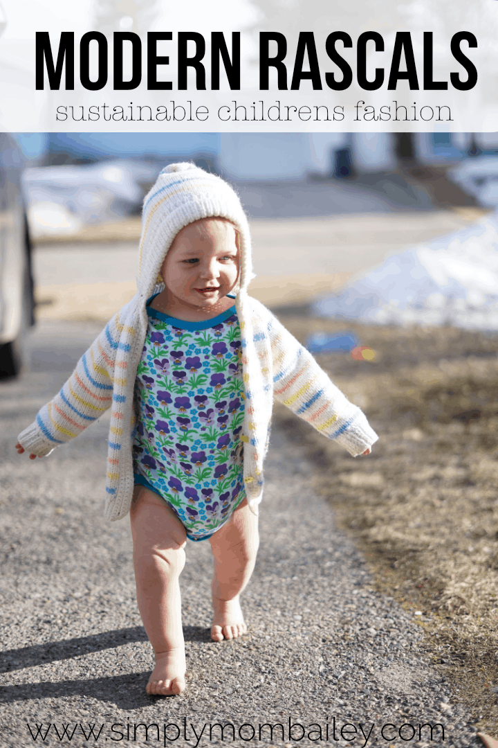 Modern Rascals - Sustainable Childrens Fashion