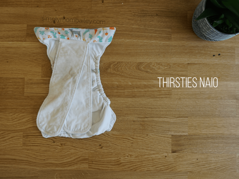 Thirsties NAIO Cloth Diaper