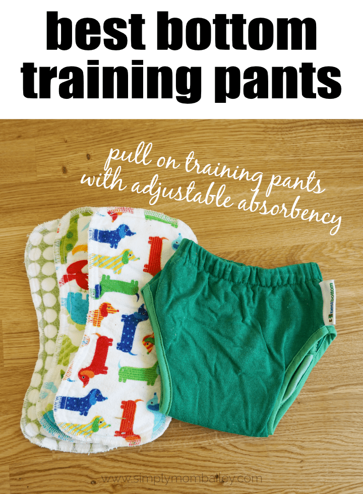 best bottom cloth training pants for toddlers #pottytraining #toddlers #clothdiapers #reusable #ecofriendly