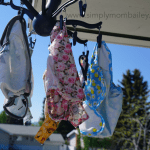 What Works When Handwashing Cloth Diapers (and What Doesn't Work)