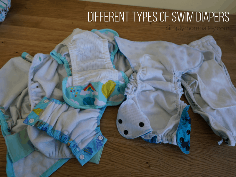 Different Types of Swim Diapers