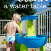 How to Clean a Water Table {for Kids}