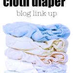 June Cloth Diaper Link Up