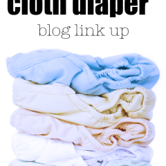 June Cloth Diaper Link Up