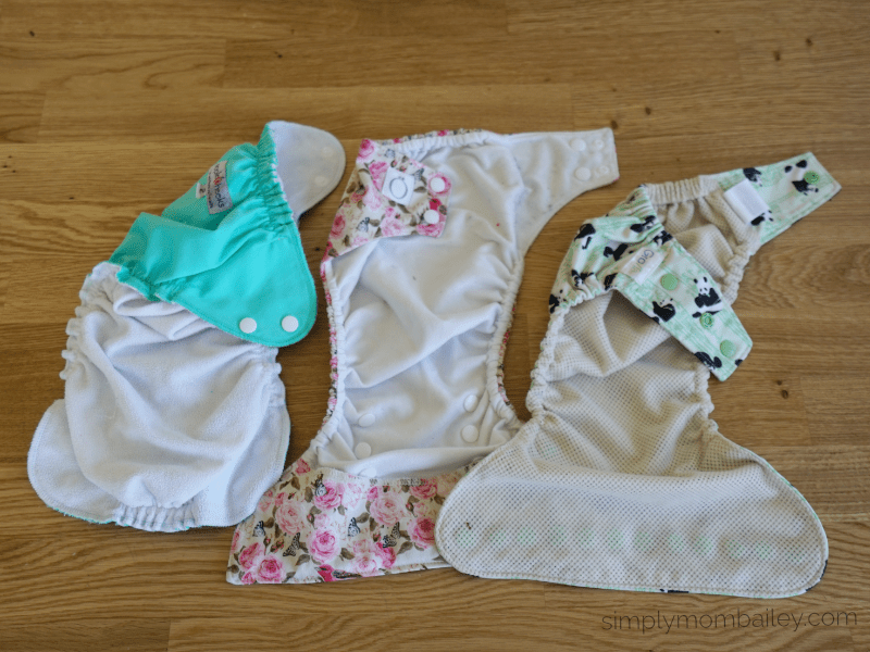 Types of Cloth Diaper Covers